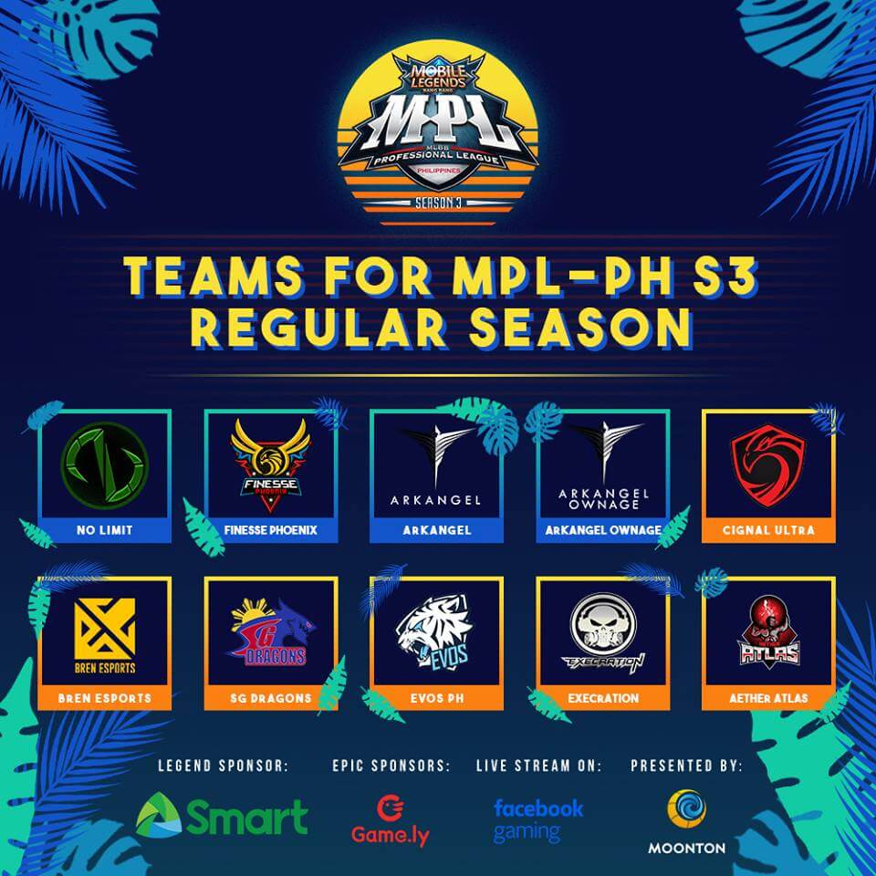 Mobile Legends Professional League Philippines is set for ...