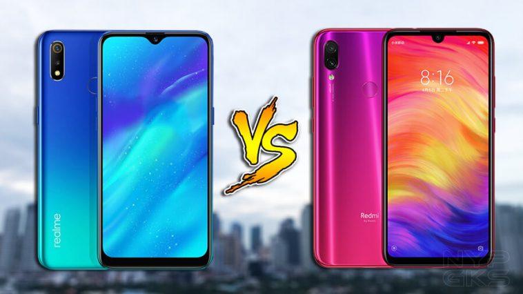 Realme-3-vs-Xiaomi-Redmi-Note-7-specs-comparison