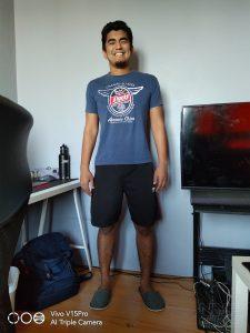 Vivo-V15-Pro-AI-body-shaping-waist