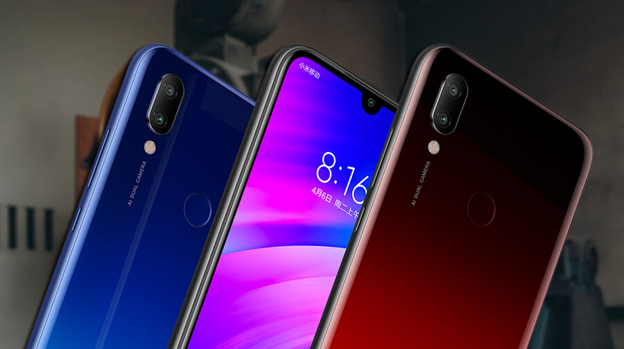 Redmi 7 Full Specifications - technoxmart