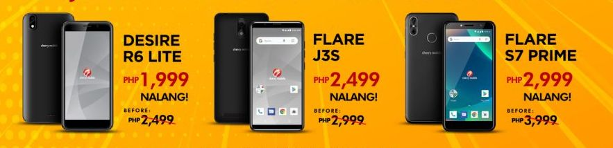 April-Abot-Kayang Smartphone Sale