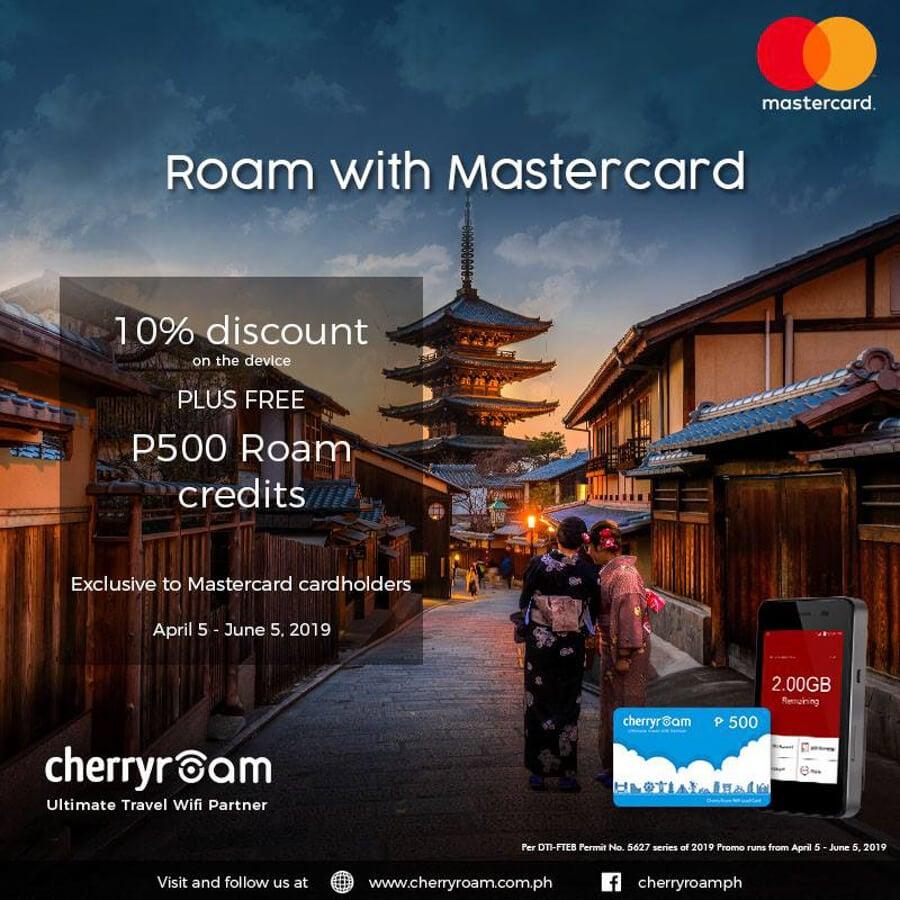 Cherryroam-mastercard