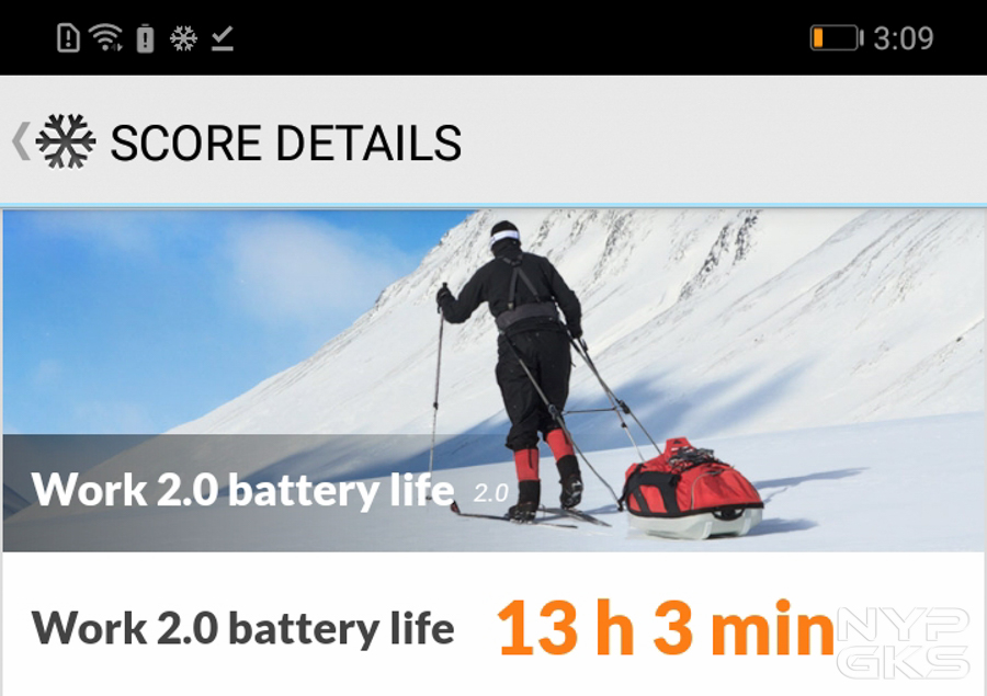 Honor-8C-Battery-test
