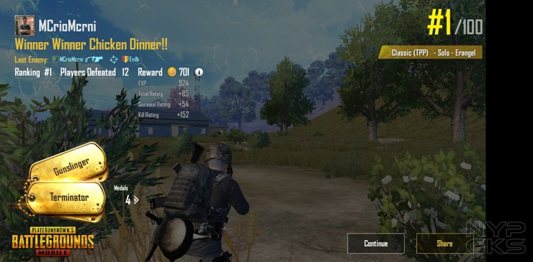 Honor-8C-PUBG-mobile