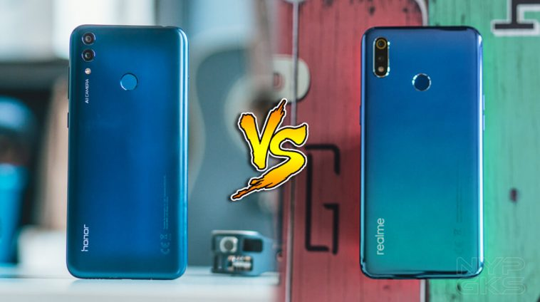 Honor-8C-vs-Realme-3-specs-comparison