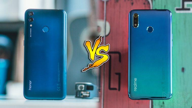 Honor-8C-vs-Realme-3-specs-comparison