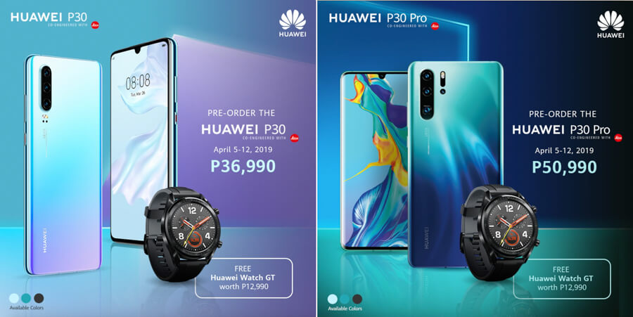 Huawei-P30-Pro-pre-order-freebies-philippines