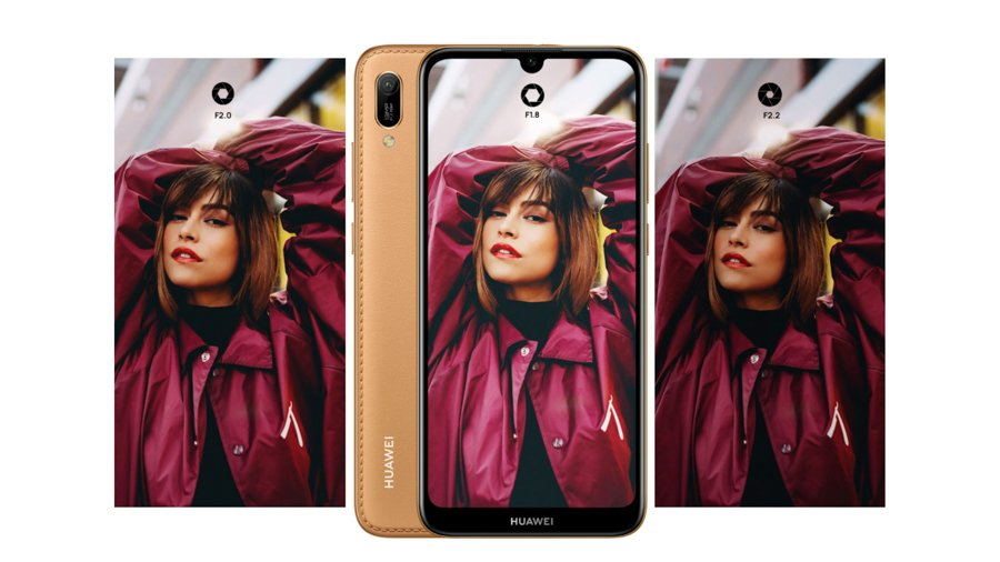 Huawei-Y6-Pro-2019-Amber-Brown