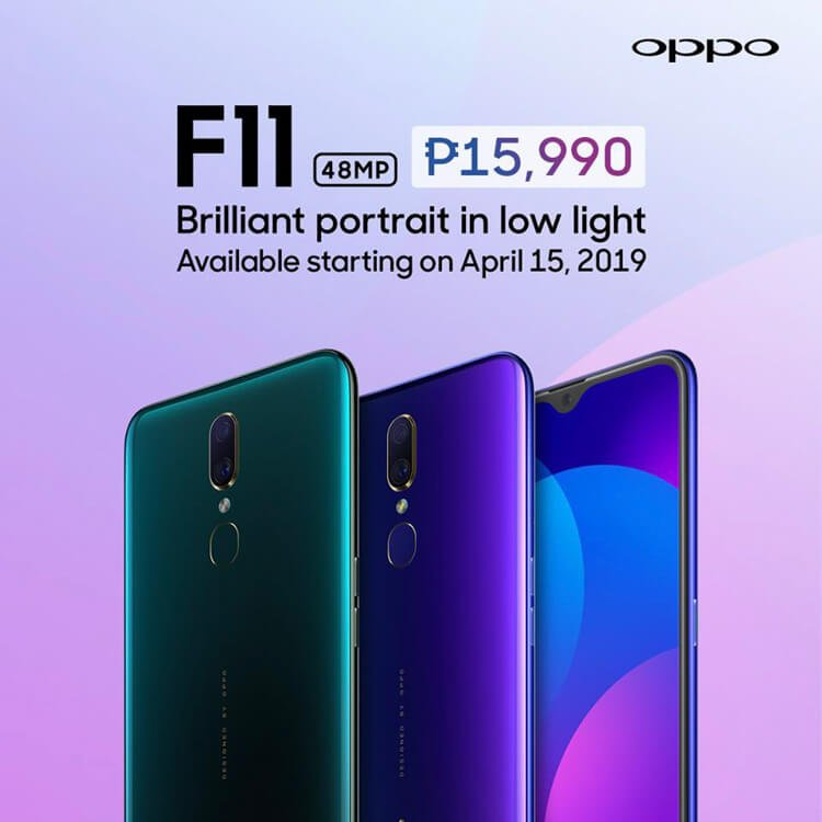 OPPO-f11-philippines-availability