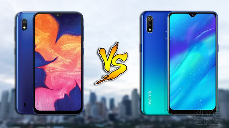 Samsung-Galaxy-A10-vs-Realme-3-specs-comparison