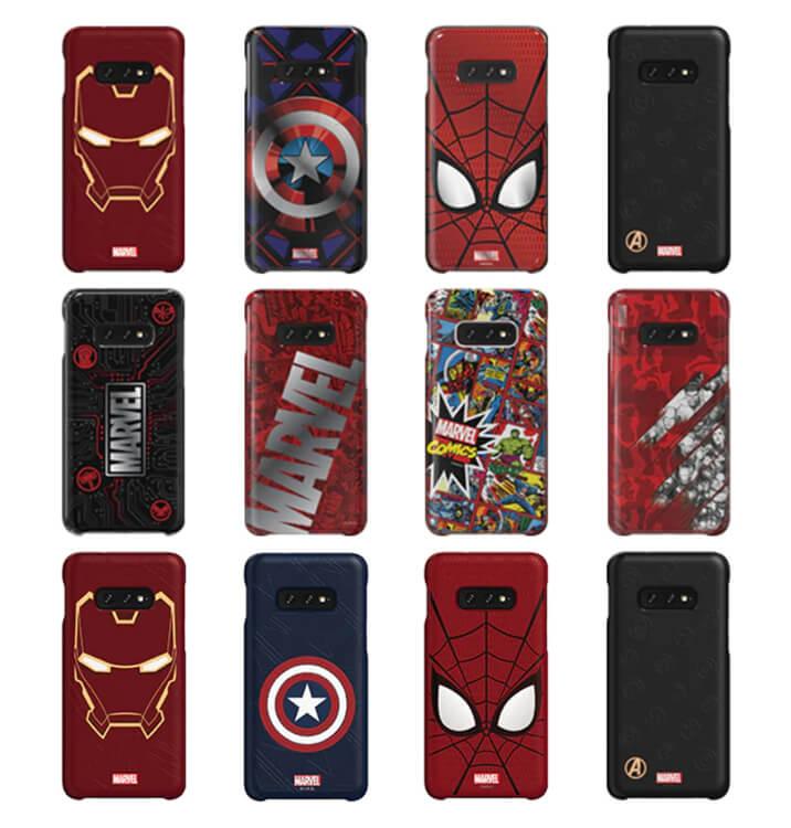 Samsung-Marvel-Smart-Cases