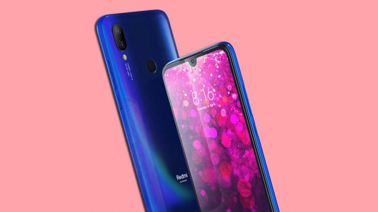 Xiaomi-Redmi-Y3