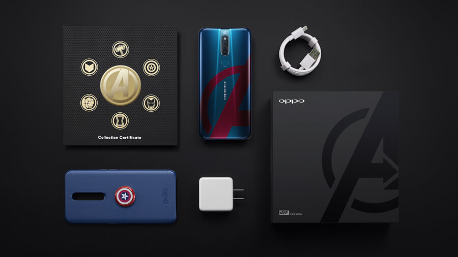 oppo-f11-pro-avengers-limited-edition-Philippines