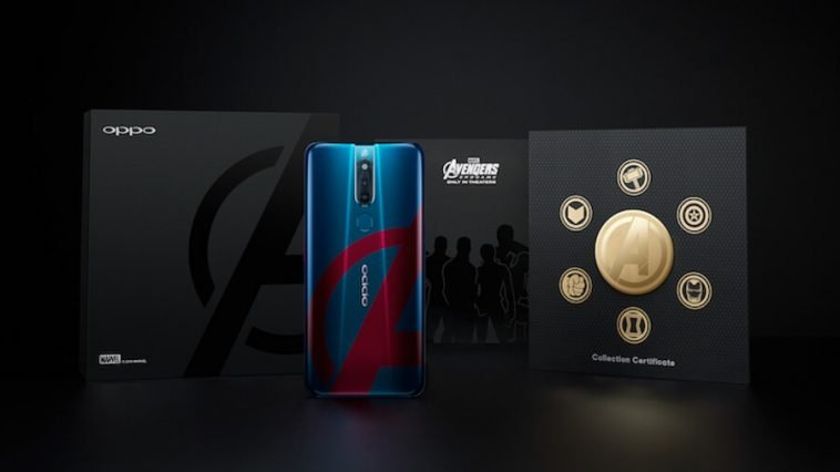 oppo-f11-pro-avengers-limited-edition-price