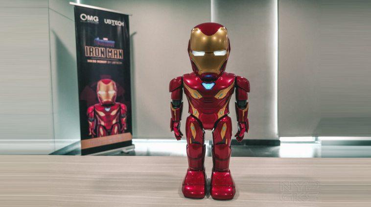 Iron-Man-MK50-Robot-Philippines