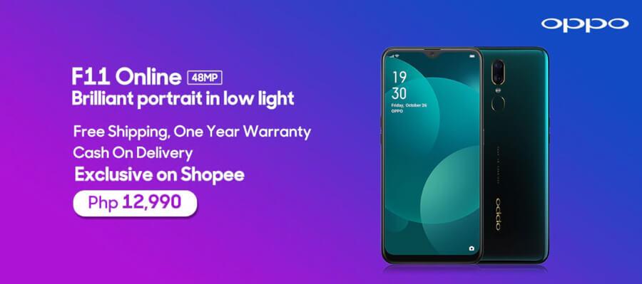OPPO-F11-4GB-Philippines