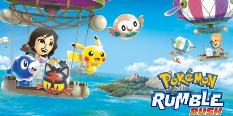 Pokemon-Rumble-Rush-iOS-Android-Soon