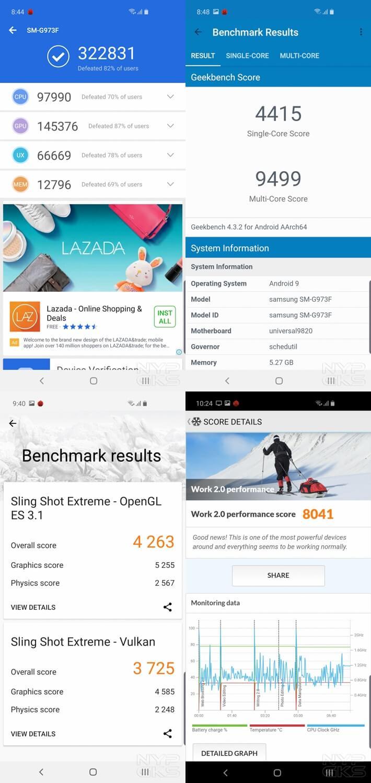 Samsung-Galaxy-S10-benchmarks