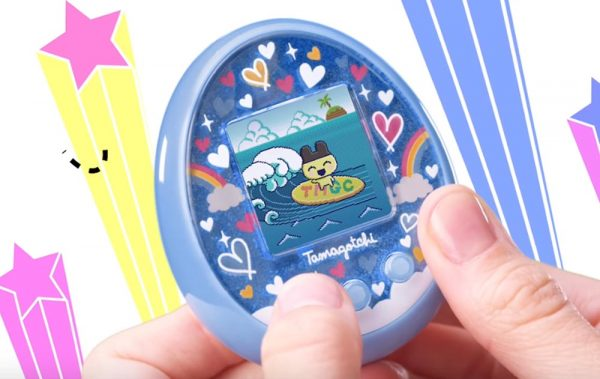 Tamagotchi-On