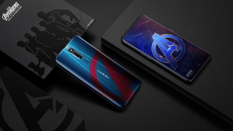 oppo-f11-pro-marvel-avengers-limited-edition-availability