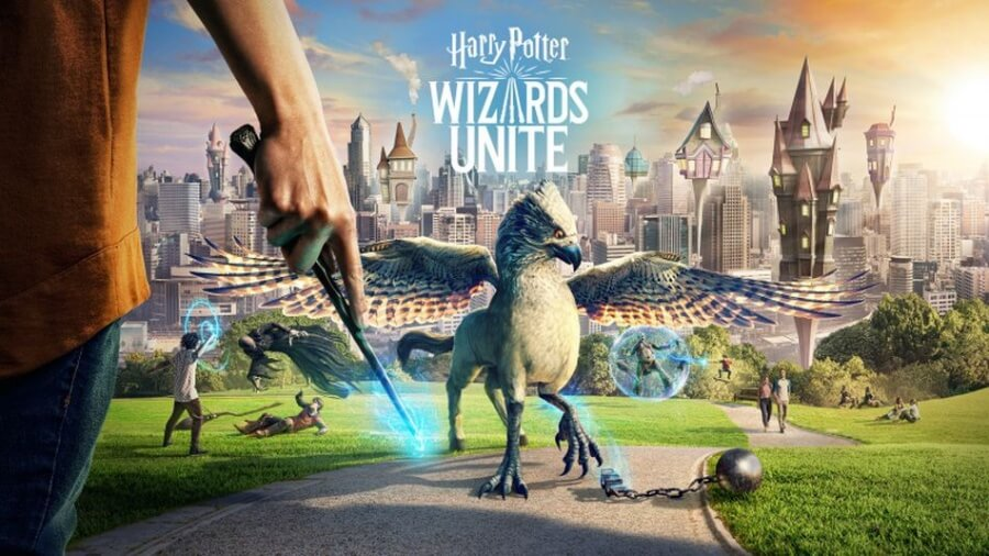 Download Harry Potter Wizards Unite