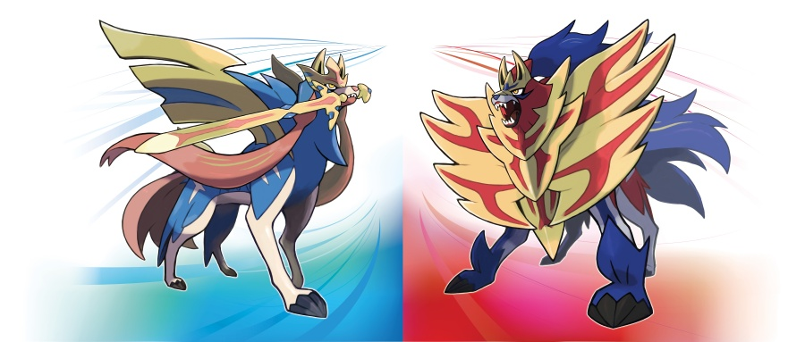 Pokemon-Sword-Shield-Legendary-Pokemon-Zacian-Zamazenta-NoypiGeeks