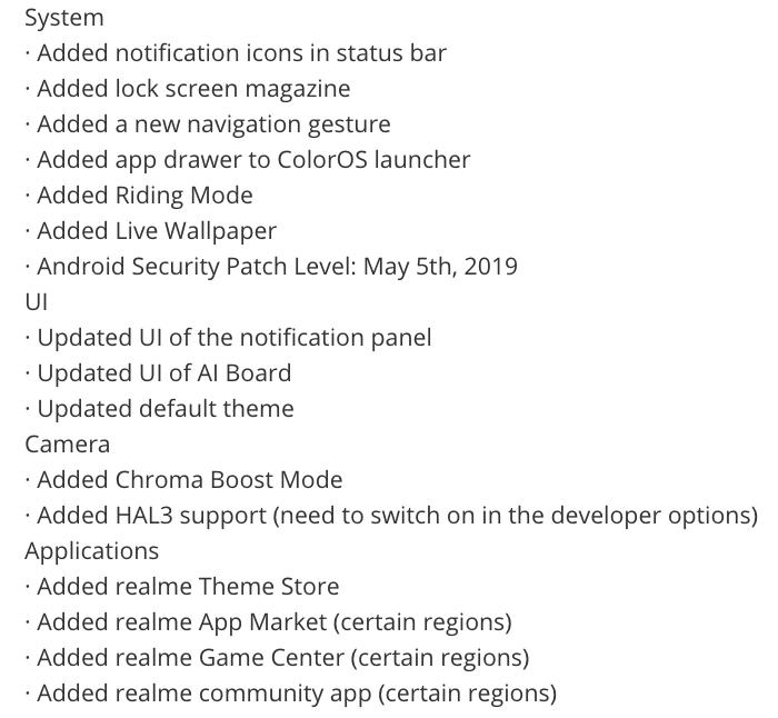 Realme-2-Pro-Android-9-Pie-ColorsOS-6-Update