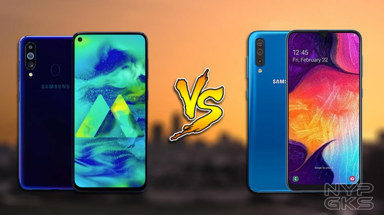 Samsung-Galaxy-M40-vs-Galaxy-A50-Specs-Difference