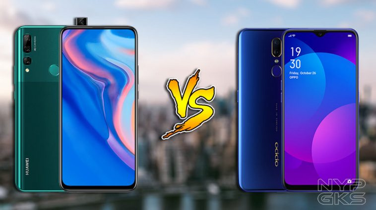Huawei Y9 Prime 2019 vs OPPO F11: Specs Comparison | NoypiGeeks