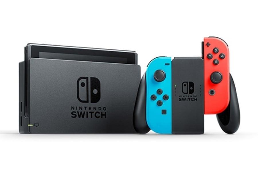 New Nintendo Switch Price Philippines