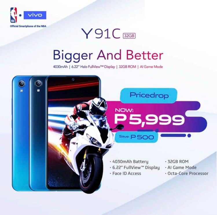Vivo-Y91c-price-drop