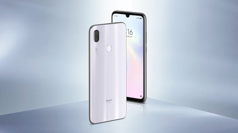 Xiaomi Redmi Note 7, Note 7 Pro White colorway revealed