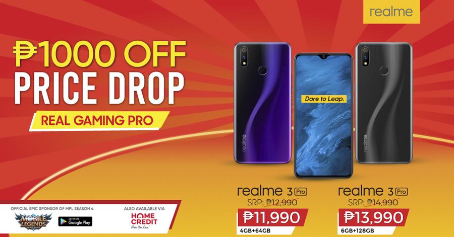 Realme-3-Pro-price-drop-philippines