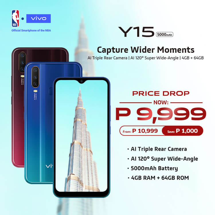 Vivo-Y15-price-drop-philippines