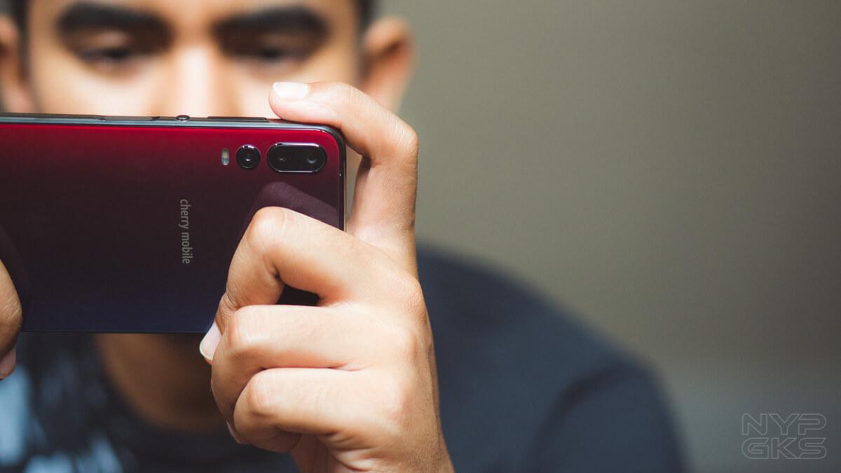 Cherry-Mobile-Flare-X3-camera