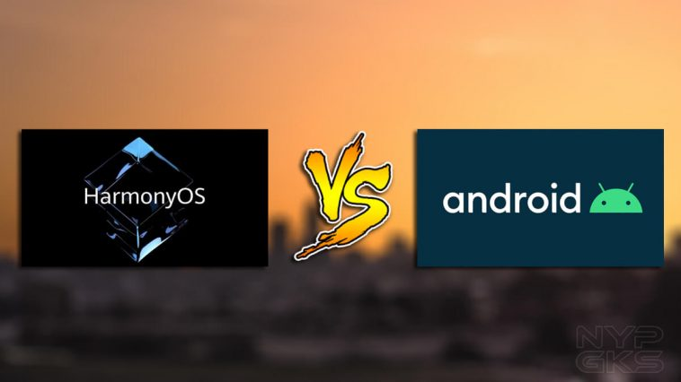 HarmonyOS-vs-Android