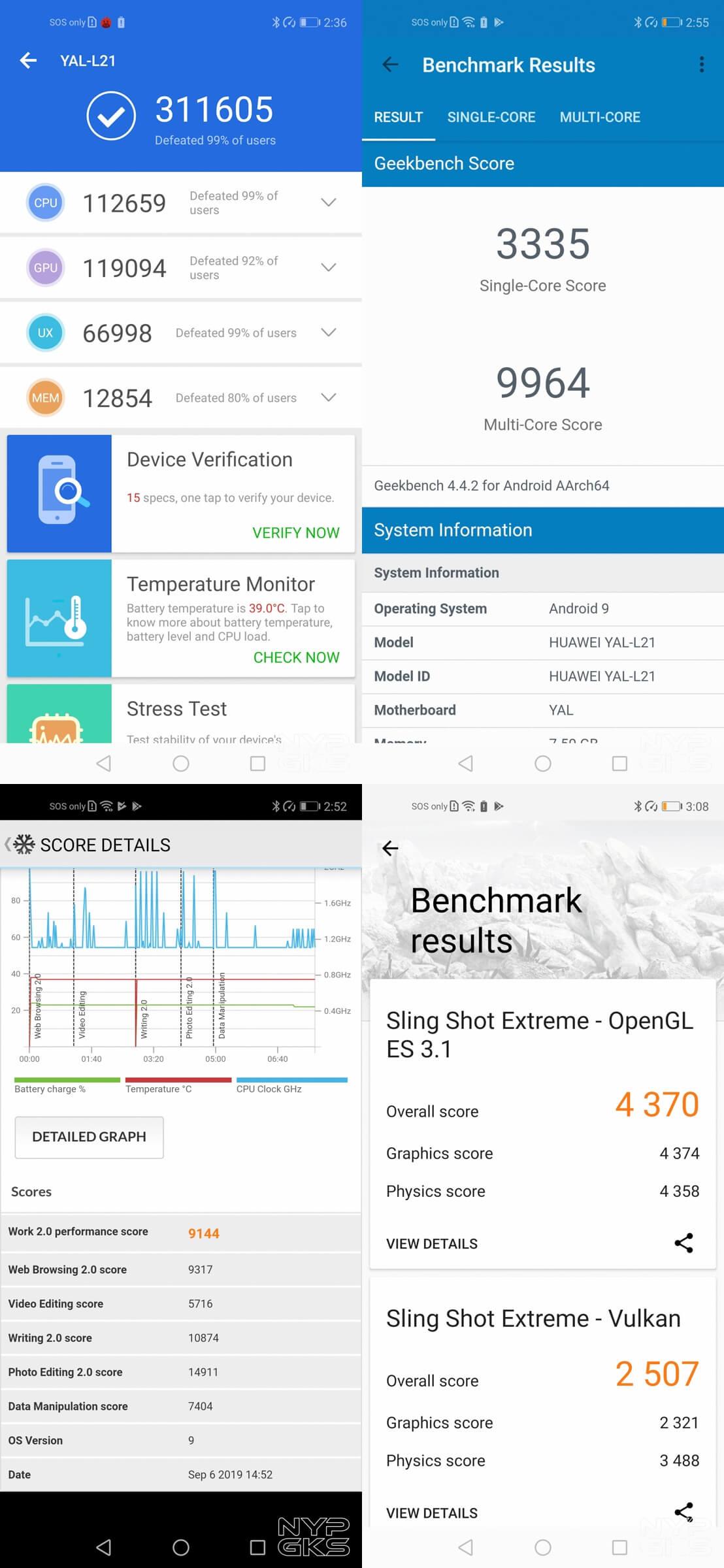 Huawei-Nova-5T-benchmarks
