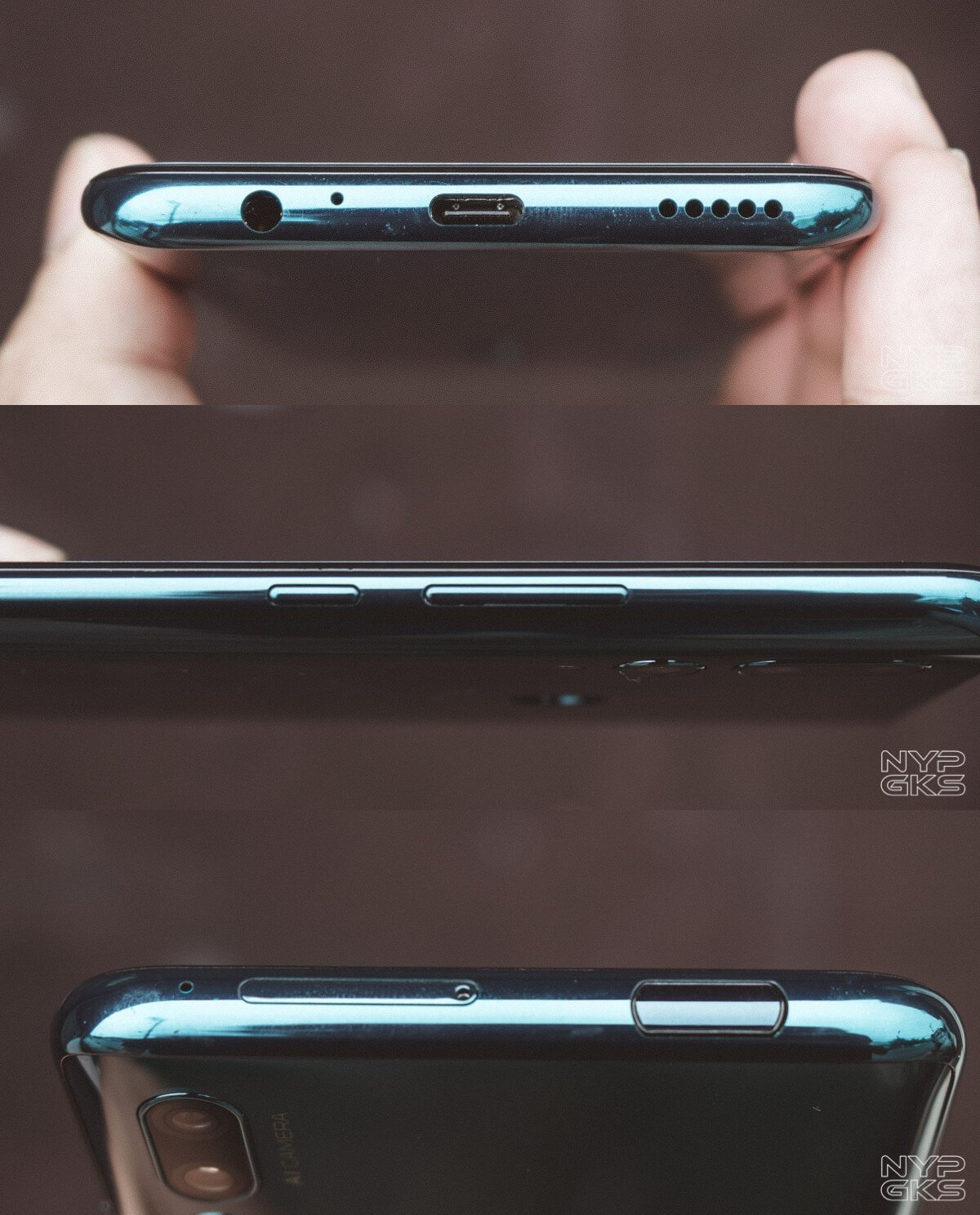 Huawei-Y9-Prime-2019-buttons