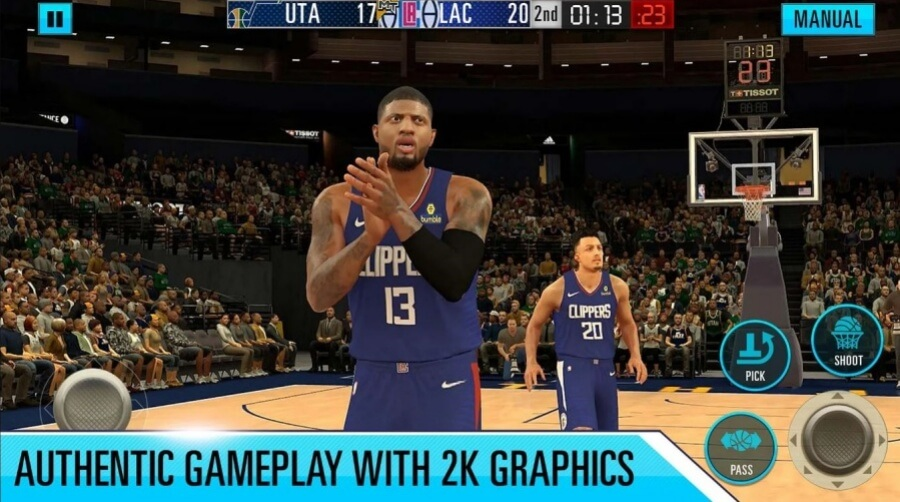 Download Nba 2k20 For Android System Requirements Noypigeeks