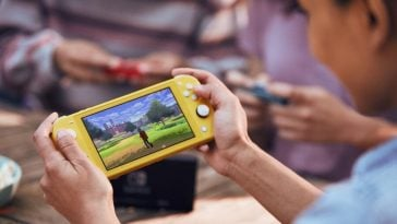 Nintendo-Switch-Lite-Now-Available-Colors-Gaming-Zelda-Philippines