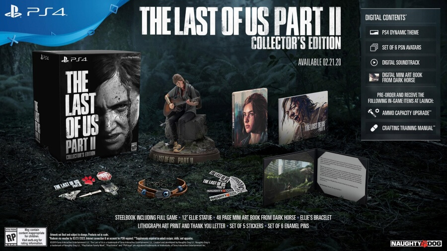 The-Last-Of-Us-Part-II-Release-Date-Confirmed-Collectors-Edition-PS4