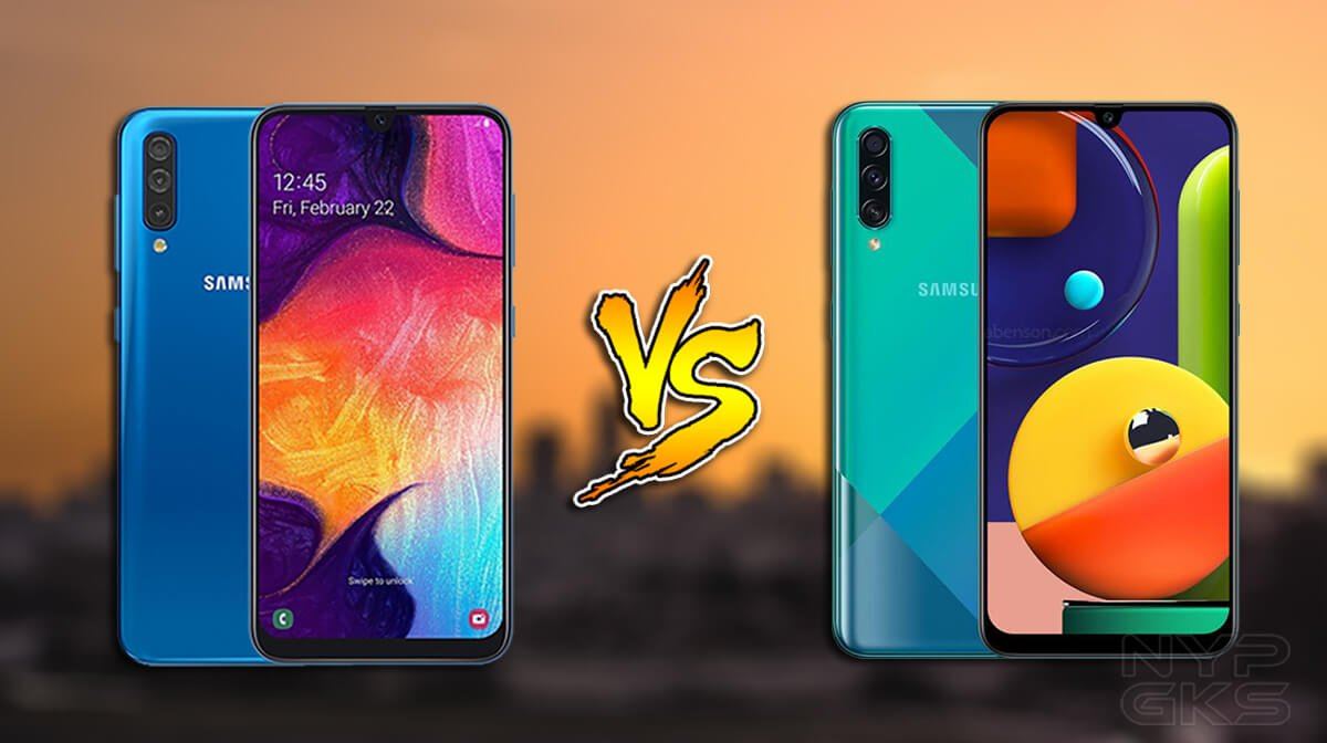 Samsung Galaxy A50 Vs Galaxy A50s What S The Difference Noypigeeks