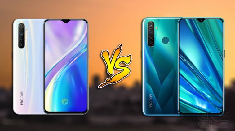 Realme-XT-vs-Realme-5-Pro-specs-difference