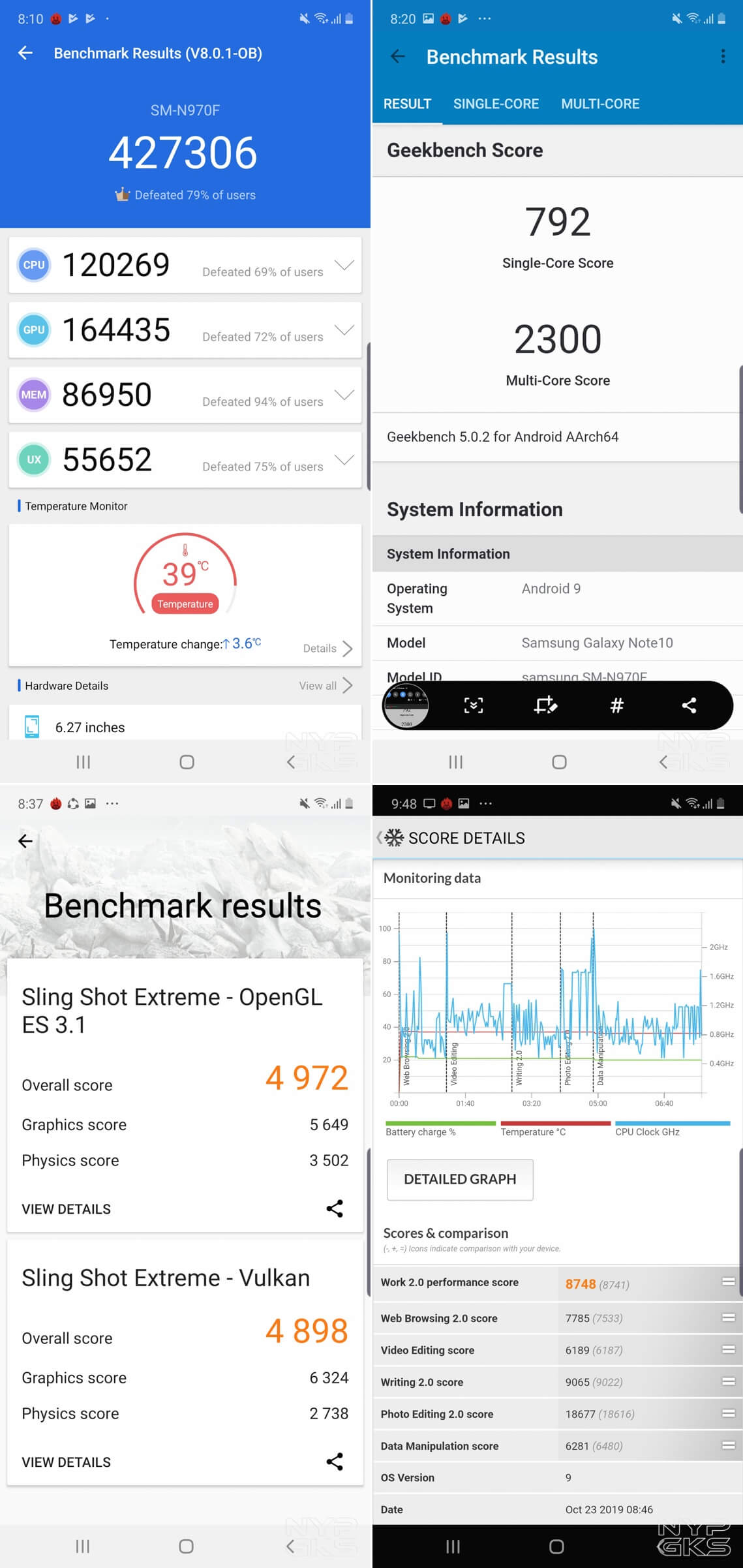 Samsung-Galaxy-Note-10-benchmarks