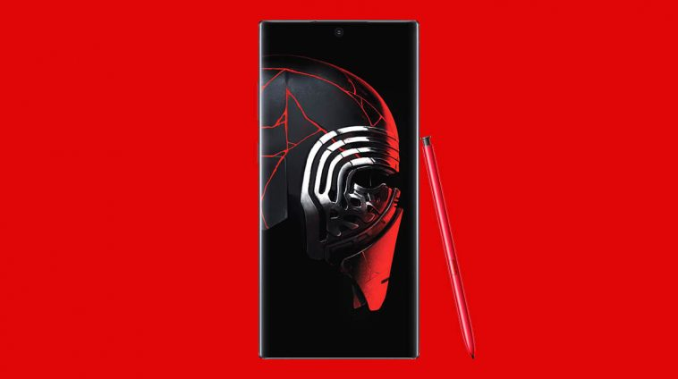 Samsung-Galaxy-Note-10-Plus-Star-Wars-Edition