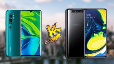 Xiaomi-Mi-Note-10-vs-Samsung-Galaxy-A80-specs-compraison