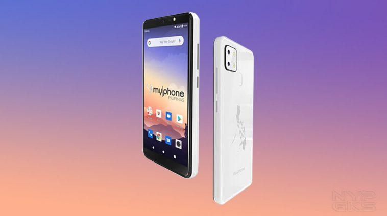MyPhone-MyX13