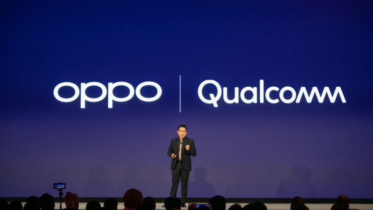 OPPO-Qualcomm-Snapdragon-865