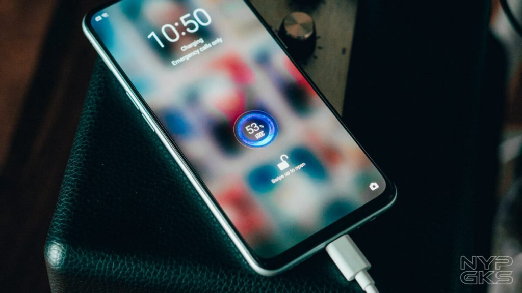 Realme-XT-VOOC-fast-charging