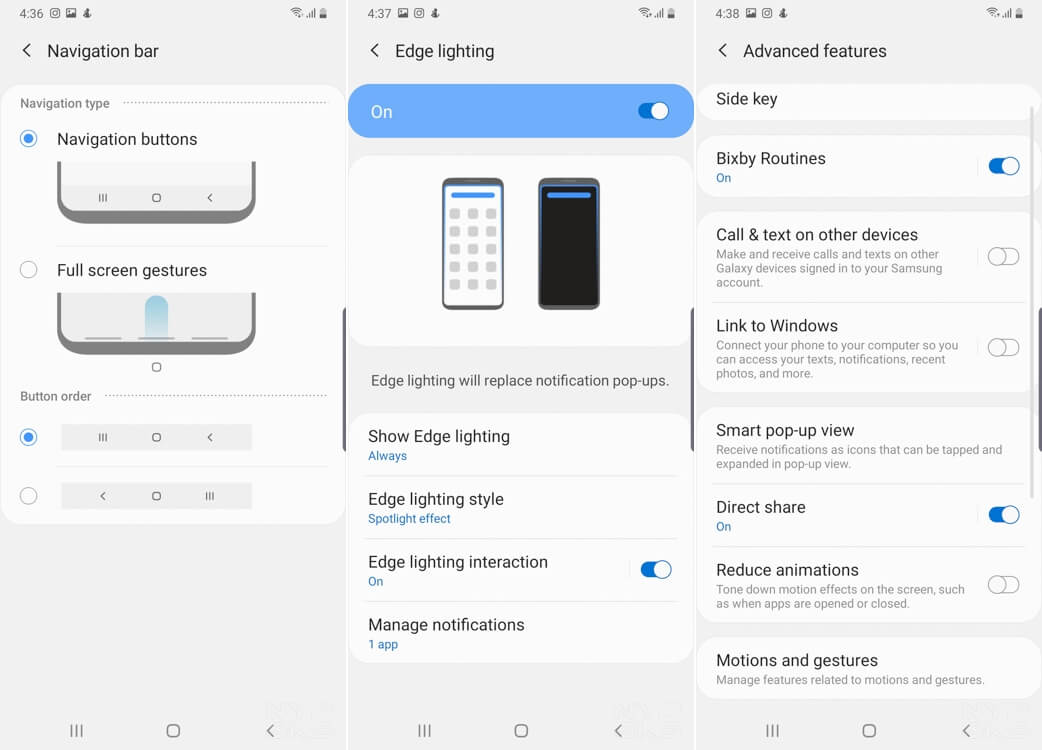 Samsung-Galaxy-A50s-Edge-Light